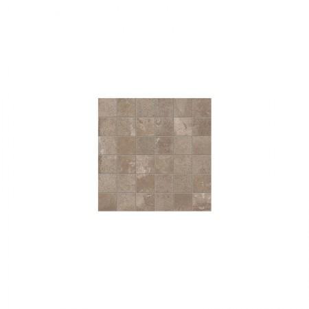 Mosaico 5x5 Terra 30x30 naturale Kotto XL
