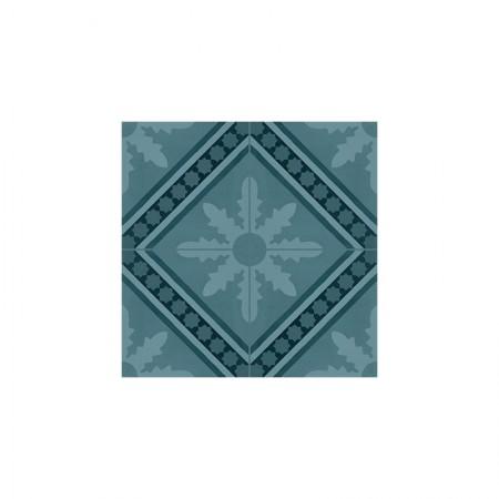 Tappeto 1 Azzurro 20x20 D_segni Blend