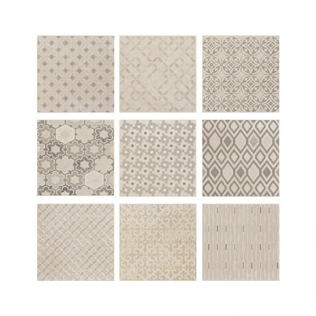 Avana Dekò Texture 20x20 naturale Kotto XL