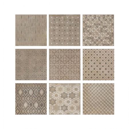 Terra Dekò Texture 20x20 naturale Kotto XL