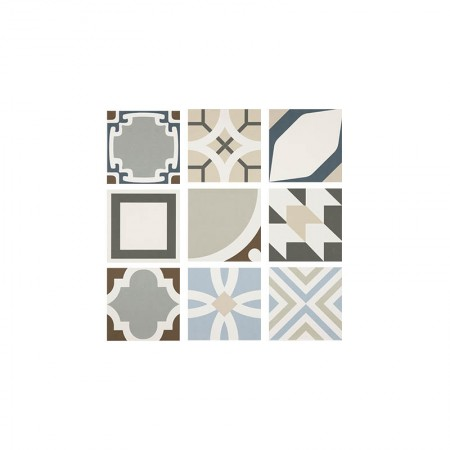 Bedecor Concrete mix 20x20 Be square