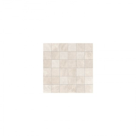 Mosaico 5x5 White 30x30 naturale Petra