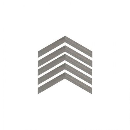 Chevron Grigio spazzolato 9,2x54,2 naturale Provoak