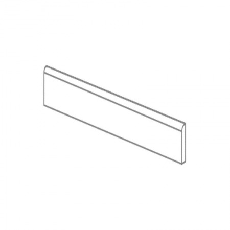Battiscopa Berlin Grey 7,5x80 Architect Resin