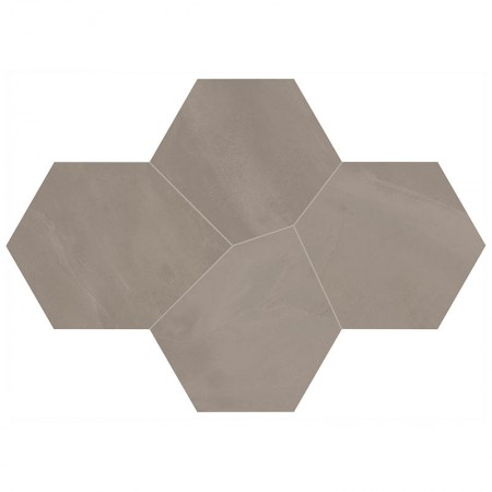 Design Maxi Hong Kong Taupe 136x101 naturale Architect Resin