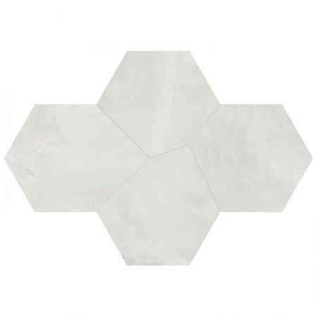Design Maxi Tokyo White 136x101 naturale Architect Resin