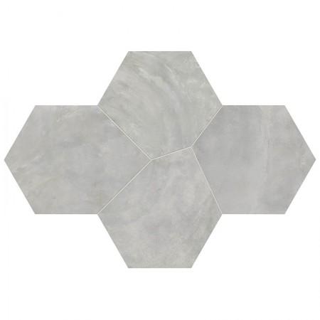 Design Maxi Berlin Grey 136x101 lappato Architect Resin