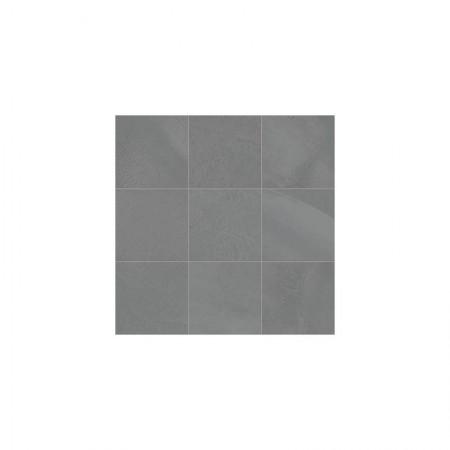 Mosaico 10x10 London Smoke 30x30 lappato Architect Resin