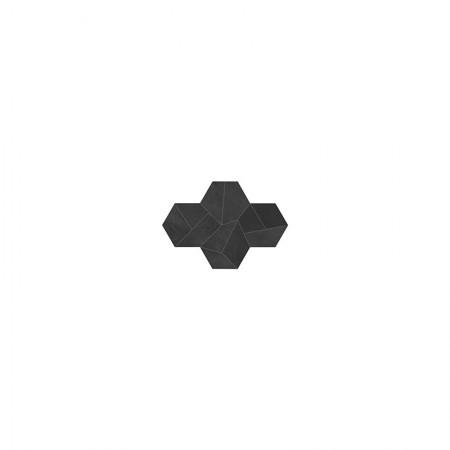 Design Mini Bruxelles Black 22,6x17 naturale Architect Resin