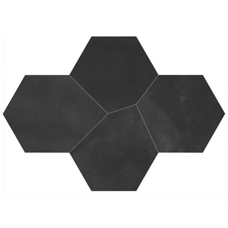 Design Maxi Bruxelles Black136x101 naturale Architect Resin