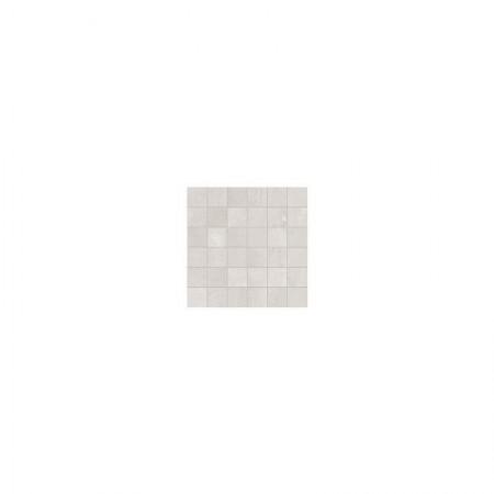Mosaico white 30x30 naturale Gesso