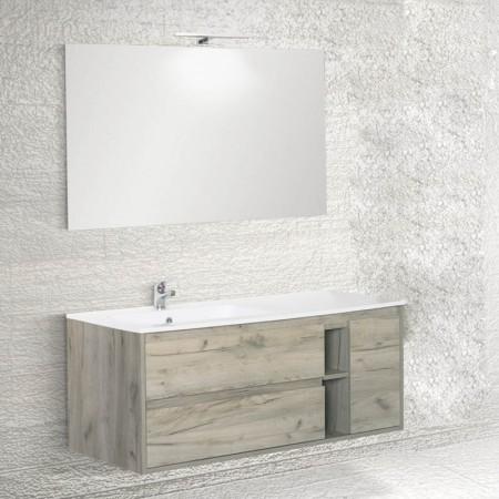 Mobile bagno sospeso Smart 121