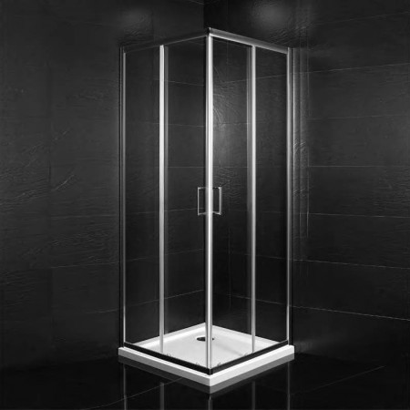 Box doccia scorrevole 90x90 Matilde