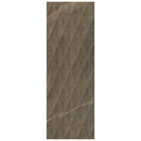 Piastrella Marazzi serie Allmarble wall Pulpis satinato Pavè 3D 40x120