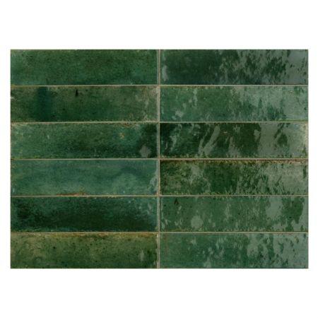 Marazzi Lume Green 6x24 M6RQ