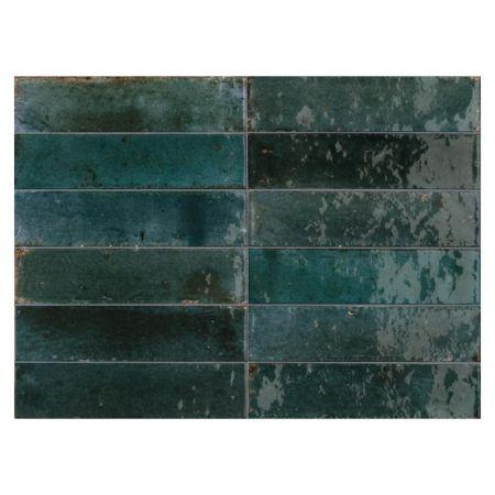 Marazzi Lume Blue 6x24 M6RR