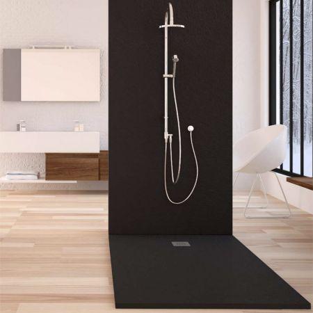 Piatto-doccia-ultraslim-3cm-Nero