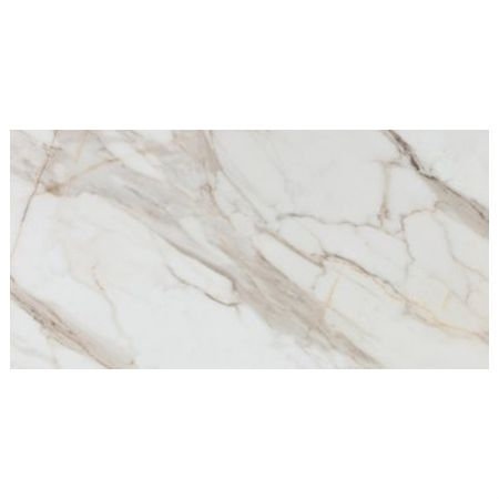 Piastrella White naturale 60x120 Calacatta Gold