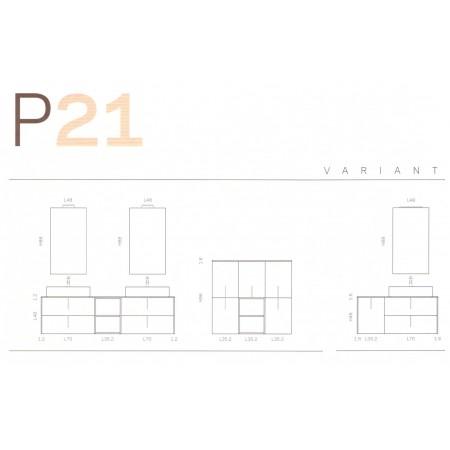 COMPOSIZIONE Polaris  P21
