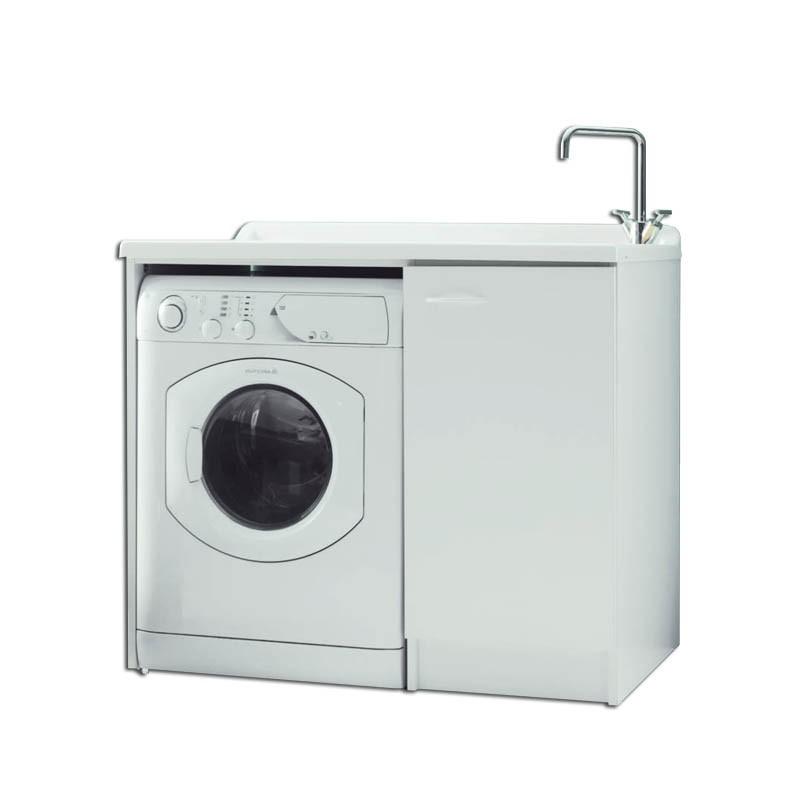 Mobili Per Lavatrici Ad Incasso.Mobil10 Lavatoio E Porta Lavatrice A Vista Lady Intra Scontato