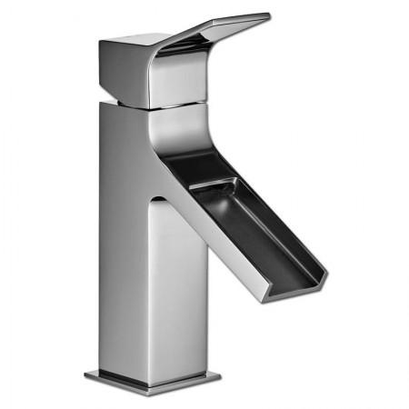 Miscelatore lavabo young cascata