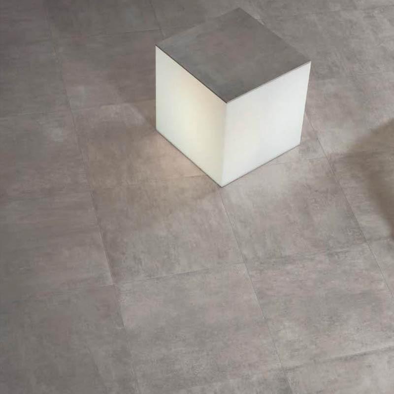 Pavimento naturale rettificato Emilceramica On square 80x80 Cemento
